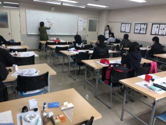 新学期スタート!授業風景紹介!