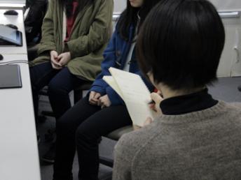 卒業展示会インタビュー⑤